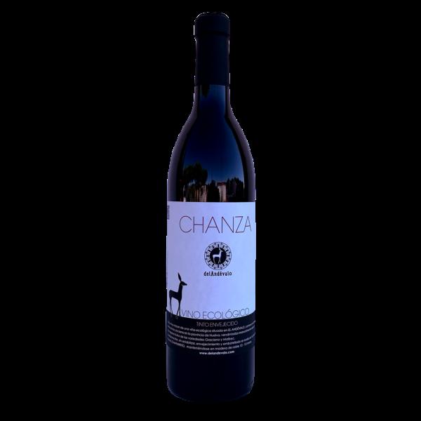 tinto chanza vino ecologico
